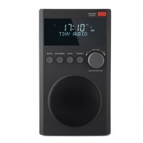 Tiny Audio Mono DAB+ Radio
