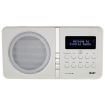 Tiny Audio M8 Compacte portable DAB+ radio wit